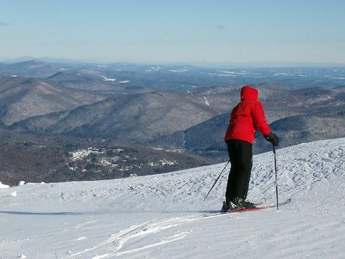 View from Killington