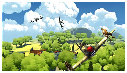 Battlefield heroes games screenshots