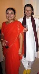 Me and my sari