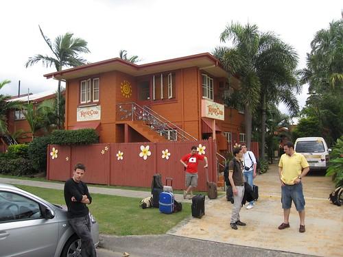 Che tristezza... nessuno vuole lasciare Cairns