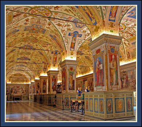 Vatican Library by Lawrence OP on Flickr