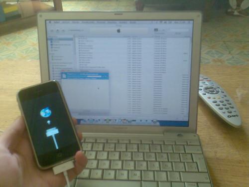 El iPhone recién estrenado