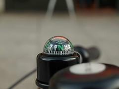 CC Fahrradkompass von metalmaggus
