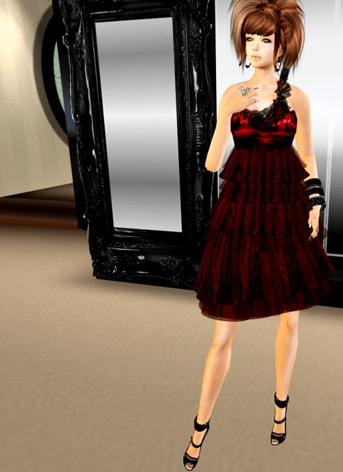 Miamai Mohe Dress