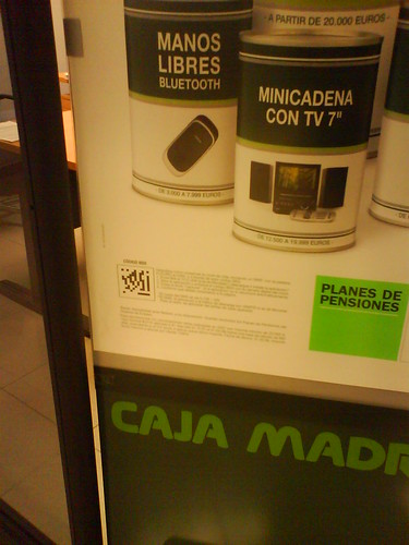 BIDI en Caja Madrid