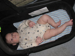 too big for the bassinet