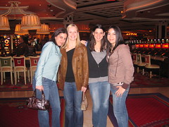 Rae, Jane, Lisa, and Rebecca - Pubcon Vegas 2007
