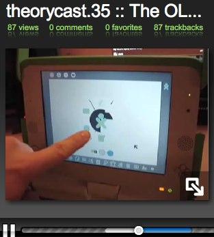 """theory.isthereason » theorycast.35 :: OLPC = Really """"Social"""" Computing"""