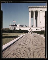 U.S. Supreme Court Building, Washington, D.C. (LOC)