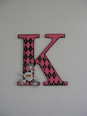 K for Kitchen & Kara