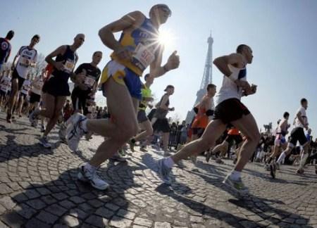 Maraton Paris 2010