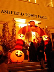 Ashfield Halloween Haunted House 2007 (c) Sienna Wildfield