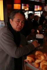 Hou Hsiao Hsien à Paris