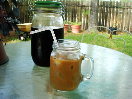 New Orleans Style Iced Coffee