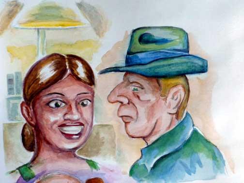 hat-couple