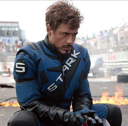 Iron Man 2 (5) por ti.
