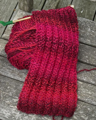 Red Scarf Project 1