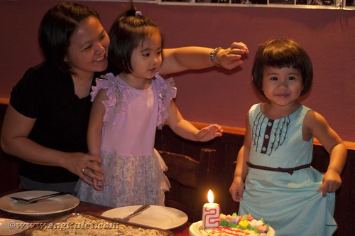 Lia's 2nd birthday