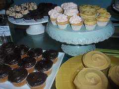 Cupcake Heaven:  No A, B or C Cup Cakes Here