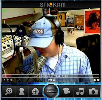 Imagen de video en vivo