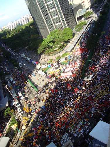 With the 1987 Constitution, the Filipino nation won't survive as half-loot, half-property...