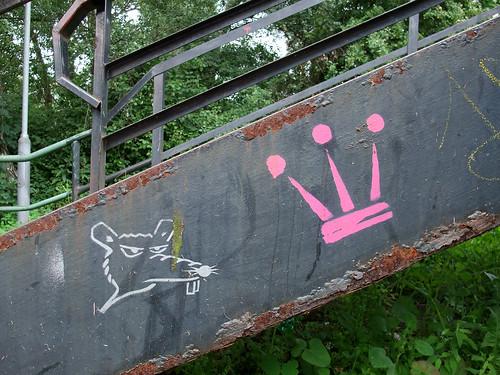 Karlovy Vary: Graffiti