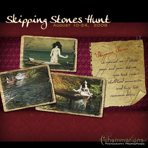 "sneakPreview: ""SkippingStones"" by (*chanimations"