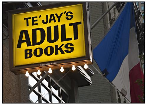 Te Jay s Adult Books