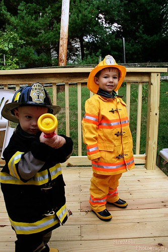 Little Firefighters