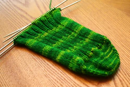 Matt's Wollmeise Sock
