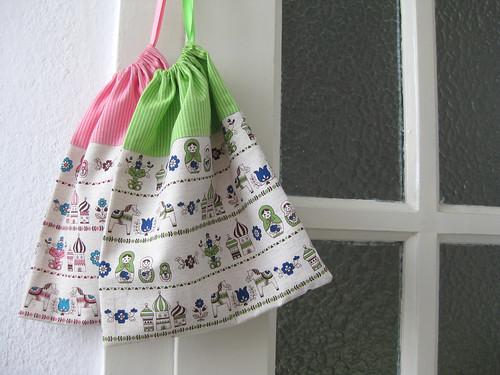 Beutelchen / Drawstring Bags