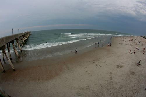 Dusk Beach