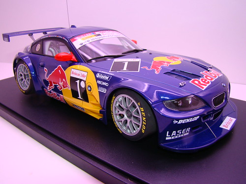 AA BMW Z4 Team Redbull (1)