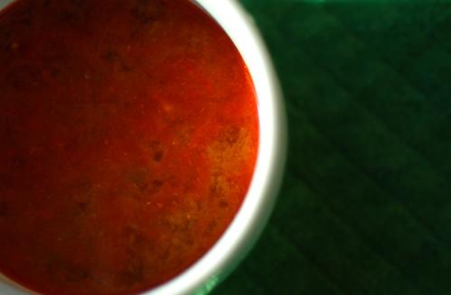 Prawn Head Soup