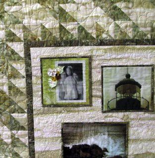 Looking Out to Sea (Light House), May Gallery Exhibit @Quiltworks