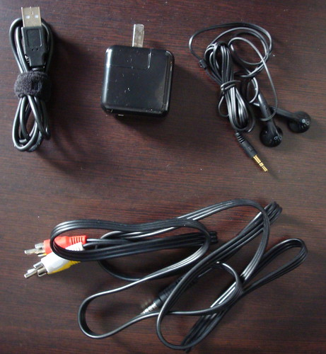 Dingoo Cables