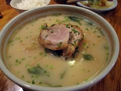 yakitori jinbei - tonkotsu ramen