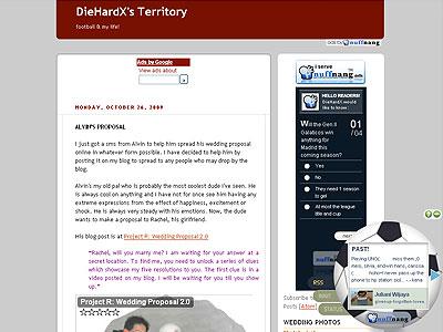 Daniel Hii's blog