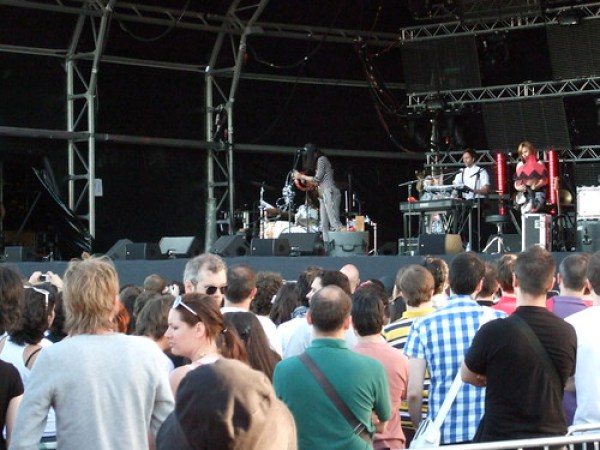 Bat for Lashes at Primavera Sound