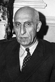 Mohammad Mosaddaq, Iranian reformer disposed by American intervention which led to decades of despotism.