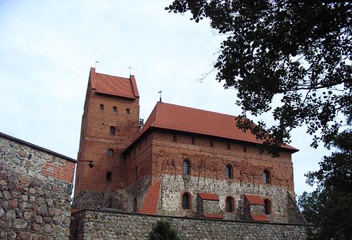 Trakai Castle. Photo: Ulla Hennig