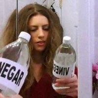 Ok I'll Confess: I Put Vinegar in My Hair!