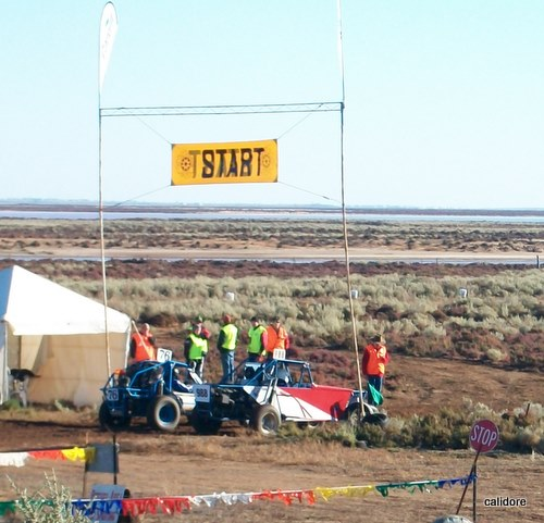 Sea Lake Mallee Rally