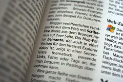zemanta c´t magazine page