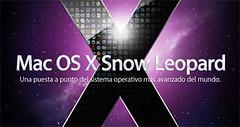 Mac OS X Snow Leopard Logo