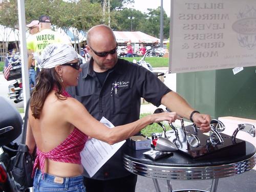 Aeromach At 2009 Biketoberfest