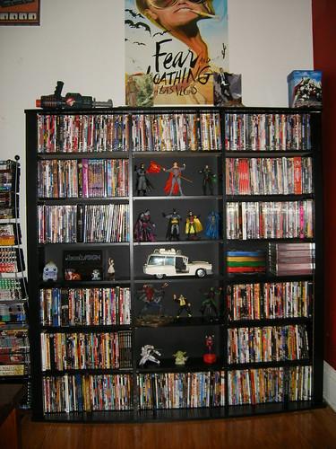 DVD Shelf 2