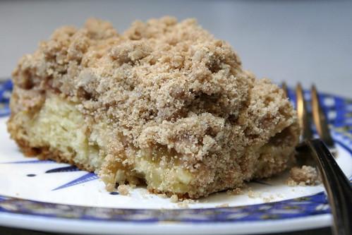 Big Crumb Coffee Cake