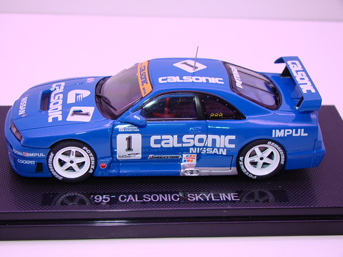 Ebbro 95 Skyline R34 GT-R (1)