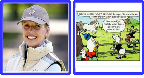 Anky van Grunsven / Anky van Gansven